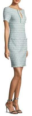 St. John Riana Tweed Dress