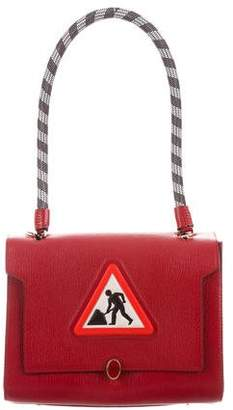 Anya Hindmarch Embroidered Shoulder Bag