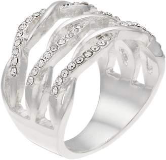 JLO by Jennifer Lopez 3-Row Stretch Ring