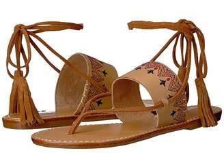 Soludos Flat Lace-Up Sandal Women's Sandals
