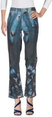ANGELO MARANI Denim pants - Item 42588514XV