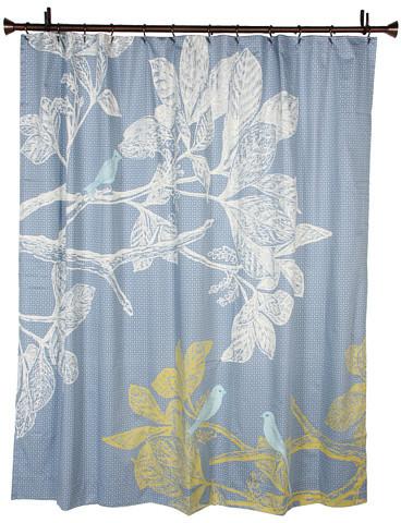 Blissliving Home Icelandic Dream Shower Curtain