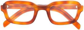 Prada (プラダ) - Prada Eyewear レクタングル 眼鏡フレーム