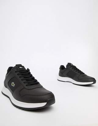d14653f02e Lacoste Joggeur 2.0 318 1 trainers in black