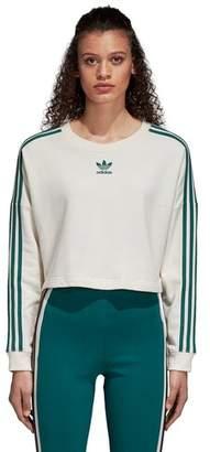 adidas Adibreak Cropped Sweater - Women's