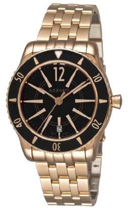 Azzaro Men's AZ2200.52BM.05B Coastline Rose PVD Dial Watch
