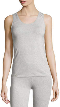 La Perla New Project Scoop-Neck Racerback Tank