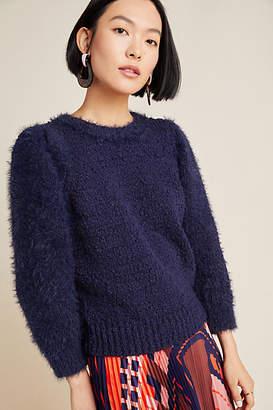 Anthropologie Valerie Eyelash Sweater
