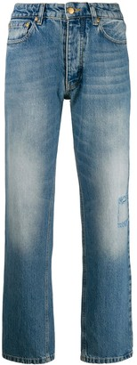 Victoria Victoria Beckham high waisted tapered jeans