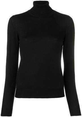 Cruciani fine knit turtleneck sweater
