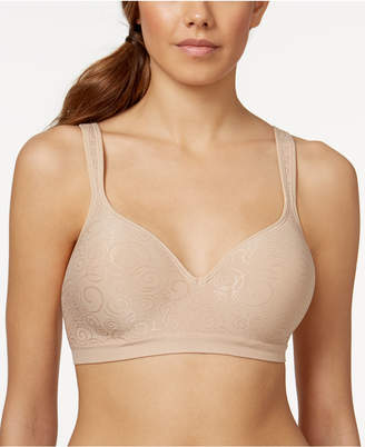 Bali Comfort Revolution Shaping Wireless Bra 3463