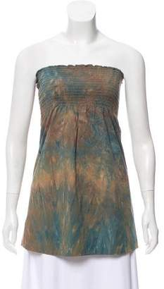 Theory Tie-Dye Sleeveless Top