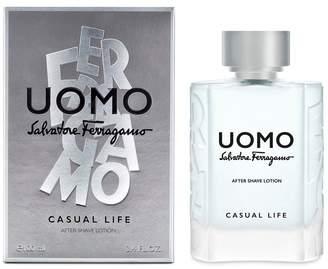 Salvatore Ferragamo Uomo Casual Life Aftershave Lotion (100ml)