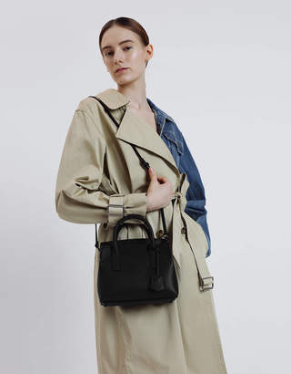 Charles & Keith Tuck-In Flap Structured Bag