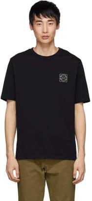Loewe Navy Anagram T-Shirt