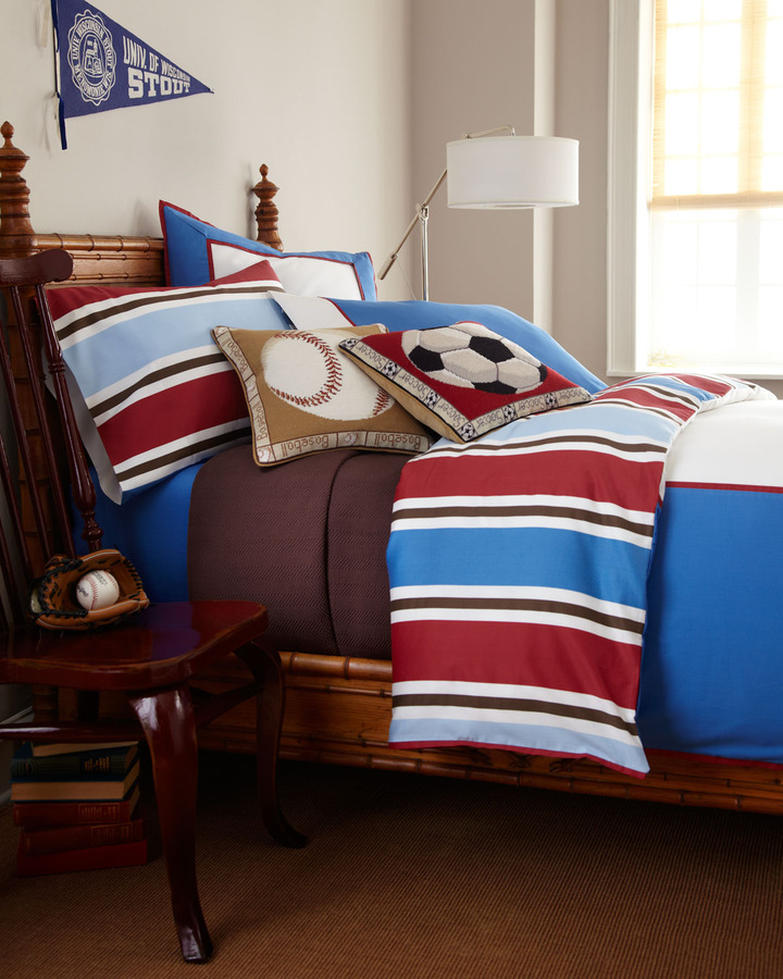 """""""Chambray"""" Bed Linens"""