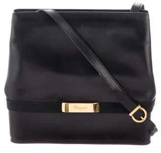 d68ead858487 Salvatore Ferragamo Black Shoulder Bags - ShopStyle