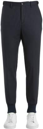 G・T・A Stretch Wool Flannel Sweatpants