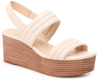 Sole Society Amberly Wedge Sandal - Women's