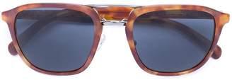Prada tortoiseshell square frame sunglasses