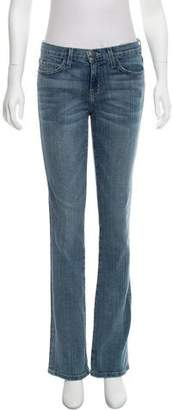 Current/Elliott Mid-Rise The Slim Boot Jeans w/ Tags
