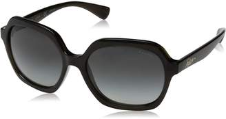 Ralph Lauren by Ralph by Women's Injected Woman Sunglass Square