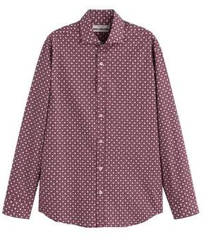 Mango Man MANGO MAN Slim-fit cotton shirt