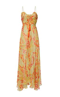Etro Fleur D'Oranger Dress $2,260 thestylecure.com