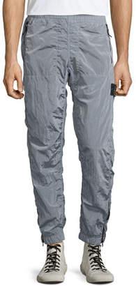 Stone Island Men's Nylon Jogger Pants