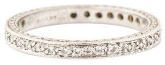 Cathy Waterman Diamond Eternity Band