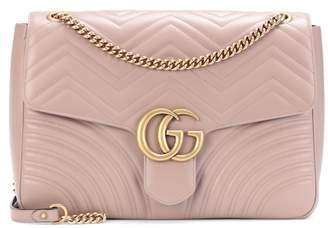 Gucci GG Marmont Large leather shoulder bag