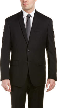 Daniel Hechter 2Pc Wool Suit With Flat Front Pant
