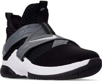cde869b3ae34 Nike Boys  Big Kids  LeBron Soldier 12 SFG Basketball Shoes