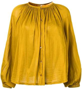 Forte Forte pleated blouse