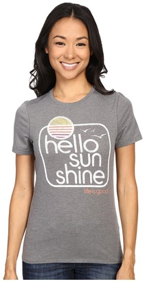 Life Is Good Hello Sunshine Birds Cool Tee $28 thestylecure.com
