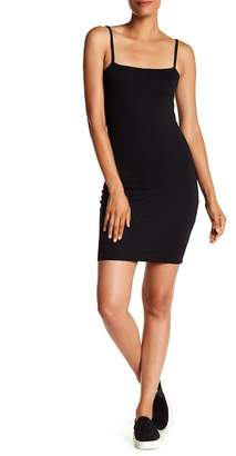 Cotton On & Co. Kimi Straight Neck Bodycon Midi Dress