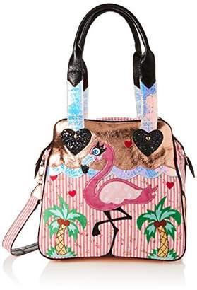 Irregular Choice Womens Longer Legs Top-Handle Bag