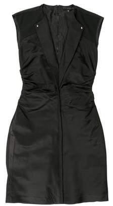 Elise Overland Sleeveless Sheath Dress