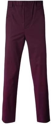 Lucio Vanotti straight trousers