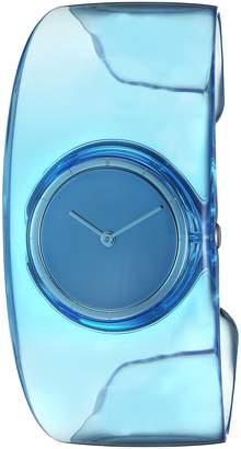 Issey Miyake Women's SILAW005 O Analog Display Japanese Quartz Watch