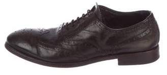 Paul Smith Wingtip Leather Brogues