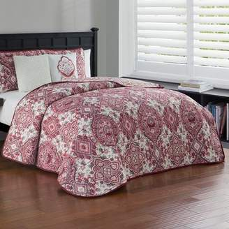Three Posts Brazeal 5 Piece Quilt Set