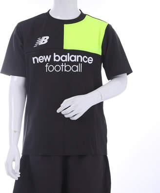 New Balance (ニュー バランス) - ニューバランス NEW BALANCE ジュニア サッカー/フットサル 半袖シャツ JJTF7346 JJTF7346
