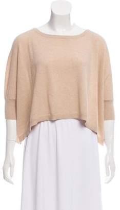 Minnie Rose Cashmere Rib Knit Sweater w/ Tags
