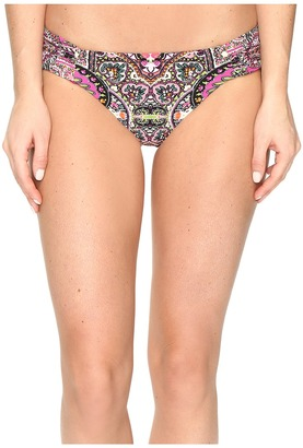 Lucky Brand Tapestry Reversible Side Sash Bottom $64 thestylecure.com