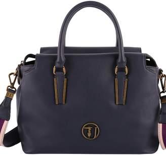 Trussardi Faux Leather Handle Bag