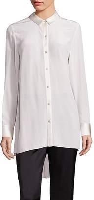 Eileen Fisher Women's Silk Crepe Tunic