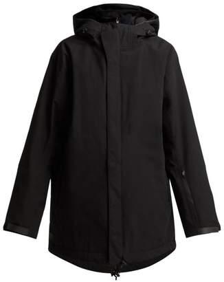 Templa - Macra Technical Hooded Jacket - Womens - Black