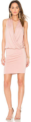 amour vert Aline Dress in Pink $110 thestylecure.com