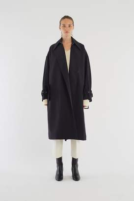 3.1 Phillip Lim Oversized Exaggerated Trench